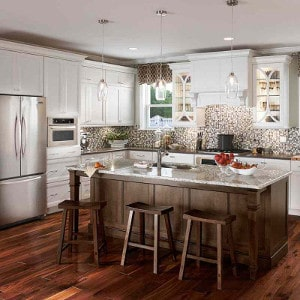 newly remodel kitchen in Columbus Ohio
