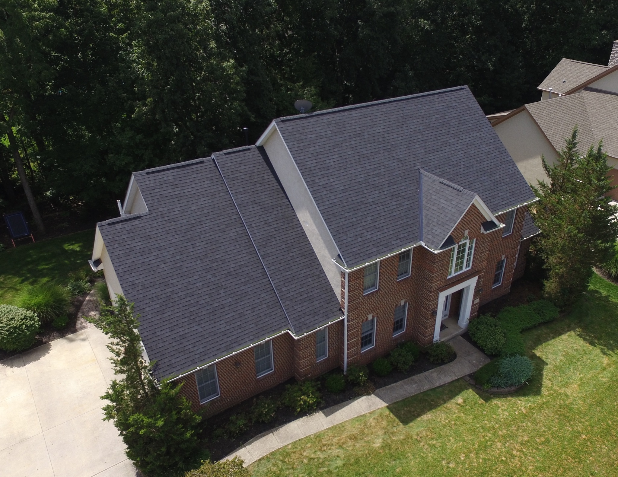 Attractive Benchmark Roofers Of Columbus Ohio Can Handle Any Residential Or Commercial  Improvement Project. We Have More Than 50 Years Of Combined Roofing, ...