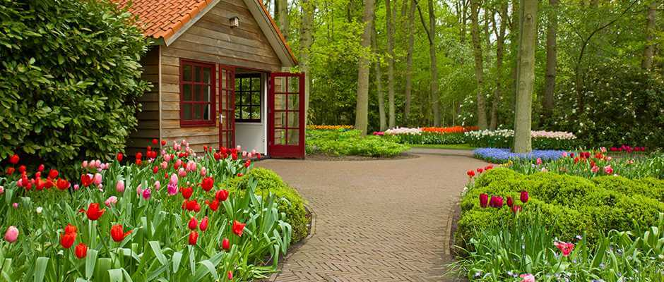 Visit us as the home garden show benchmark for Home and garden