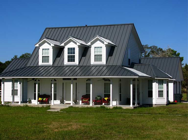 Standing Seam Amp Metal Roofing Systems Benchmark Roofing