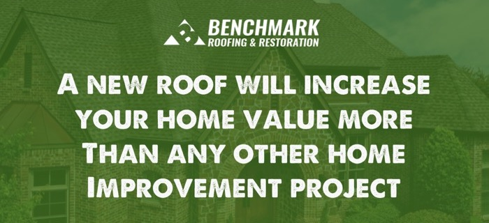 A new roof will increase your home value more than any other home improvement project image