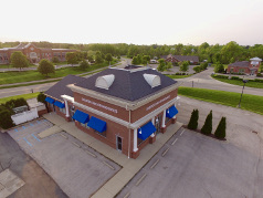 Commercial roof for dentist office by Benchmark Roofing