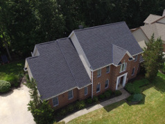 Single Family home with new roof by Benchmark